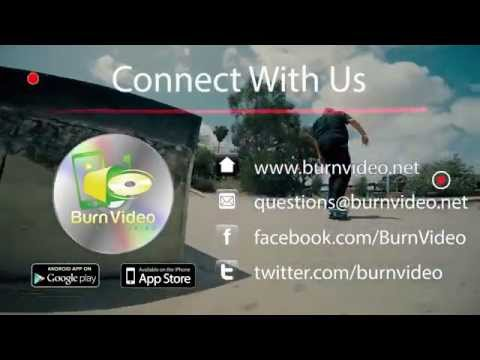 HOW TO BURN GOPRO VIDEO TO HD DVD: PHONE OR TABLET VIDEOS SAVED