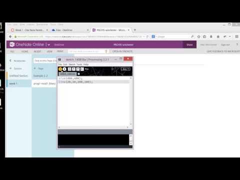 Programming Portfolio