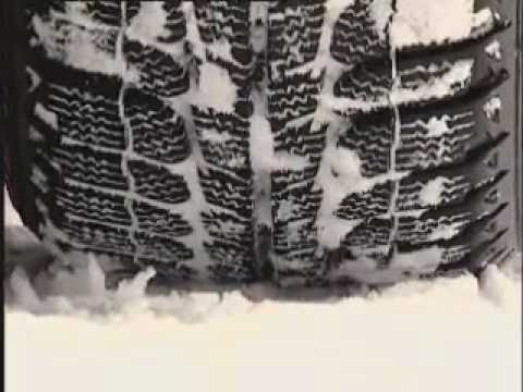 Snow Tire Testing Front Wheel Drive Cars