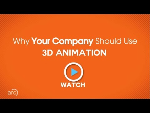 Why your company should use 3D Animation
