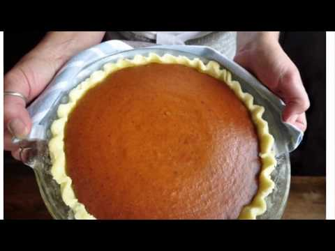 How-To: Homemade gluten-free pumpkin pie