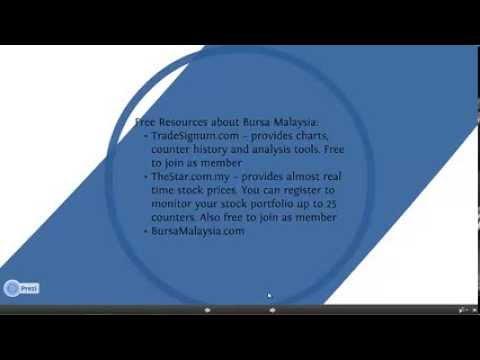 How to Trade Stock in Bursa Malaysia