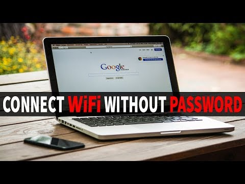 How To Connect Wifi Without Password In Laptop (Very Easy) Windows 10