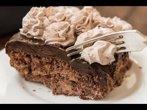 Death By Chocolate Eclair Cake Recipe - Easy And Quick No-Bake Cake