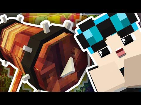Minecraft   THE GREATEST HAMMER IN THE WORLD!!   Crazy Craft 3.0 #16