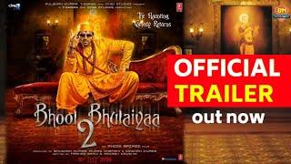 Bhool Bhulaiya 2 OFFICIAL TRAILER | Kartik Aryan | Disha Patani | Akshay Kumar | 31st July 2020