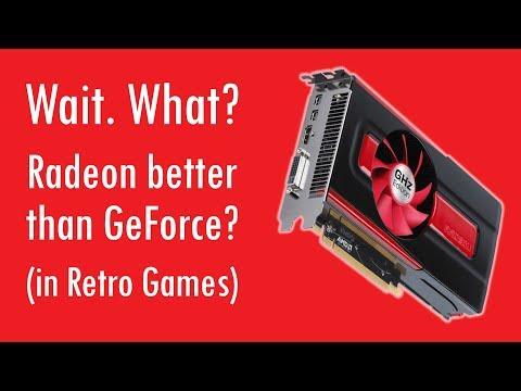 5 reasons AMD beats Nvidia for Retro Games