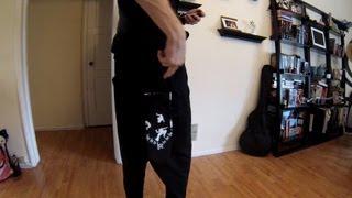 Back Pocket Flag Jesse La Flair