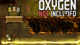 Oxygen Not Included!  Ep. 4 - Poluted Water Purification! - Let