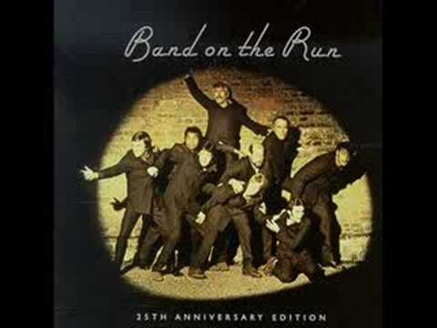 Paul McCartney - Band on the Run with lyrics