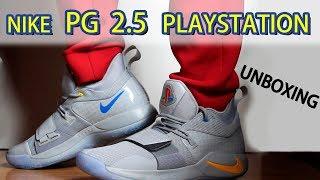 4fccd41a6f1d nike pg 2.5 playstation on feet Videos - 9tube.tv
