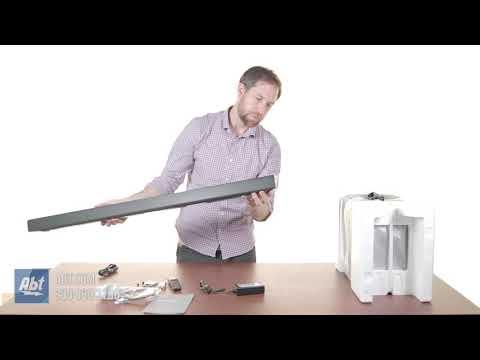 Unboxing: Samsung Soundbar HWN550