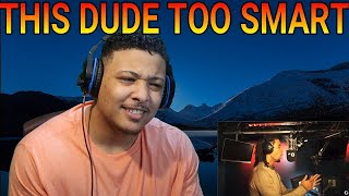 Akala fire in the booth part 4 Tommy Gunz Reaction To Uk Rap Artist