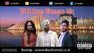 2018 MEGA BHANGRA MIX | 1 HOUR | BEST DANCEFLOOR TRACKS
