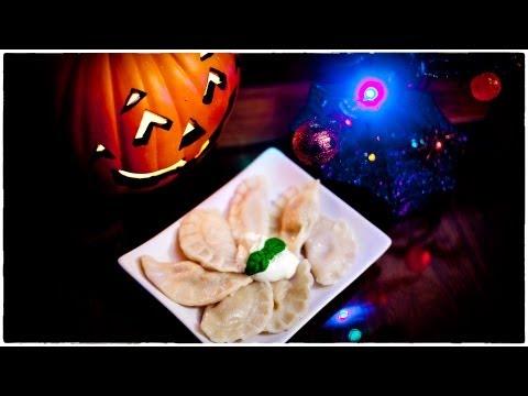 Pumpkin Pierogi - Pierogi z Dynia - Recipe #38