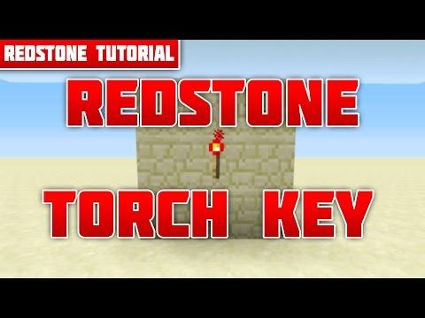 Redstone Torch Key - Geheime Aktivierung [Tutorial] (Minecraft Xbox 360/One Ps3/4 Pc)