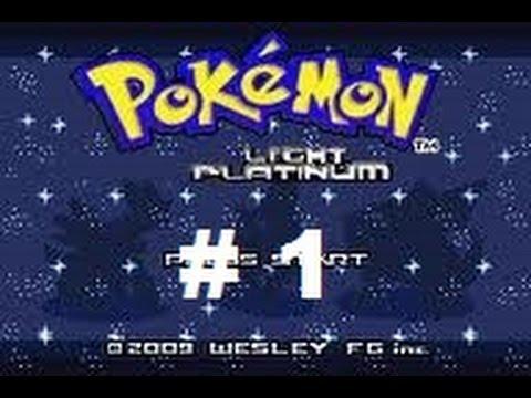 Pokemon Light Platinum: Squartle the Ninjaturtle