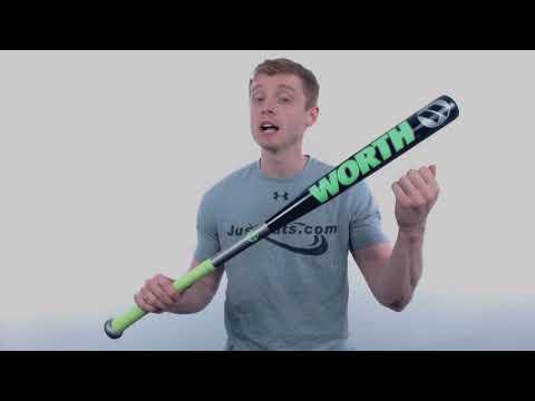 Review: Worth Mayhem Wood Slow Pitch Softball Bat (SBMYWD)