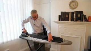 T.M.Lewin | How to Press Trousers