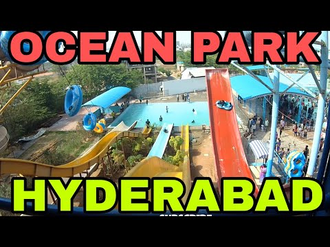 Ocean Amusement Park Hyderabad || Ocean Water Park || HD