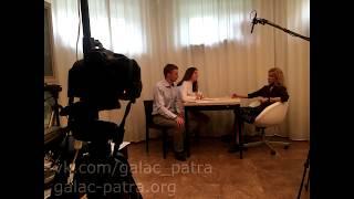 Интервью с контактёром Еленой Лебедевой - О будущем России, Галактической Федерации и духовном
