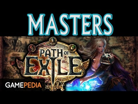 Path of Exile - Masters: Everything you need to know
