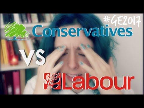 Labour vs Conservative: Manifesto breakdown   GE2017