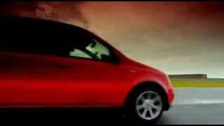 Fifth Gear- Renault Twingo GT Vs. Fiat Panda 100HP
