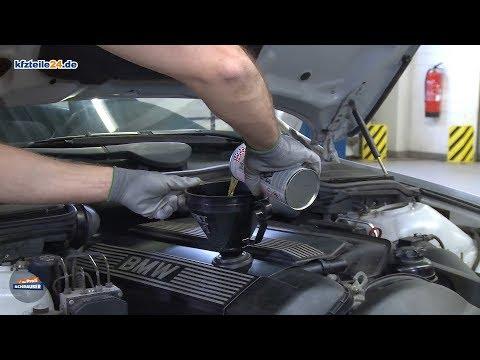 Motorspülung gegen Ölkohle [TUTORIAL]