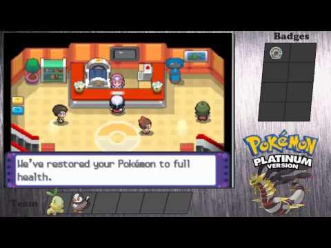 Pokemon Platinum 6 Galactic Enters