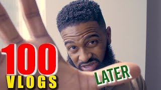 100 Vlogs Later & I Still Haven't Quit | Bearded Daddy Vlog Life Ep 100