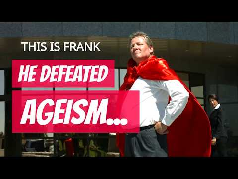 DEFEAT AGEISM Like Frank! - Work It Daily