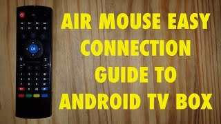 Air Mouse 2.4g Motion Sensing Air Mouse REMOTE CONTROL