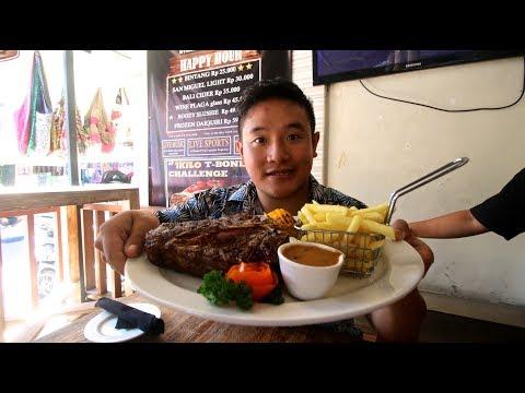 1KG Steak Challenge in BALI