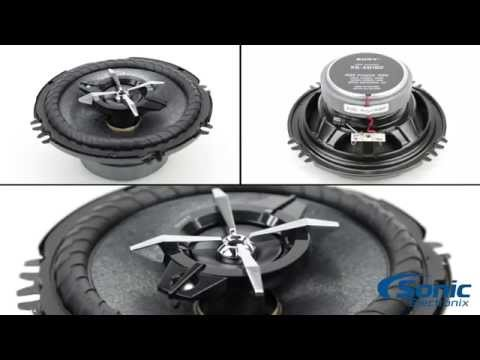 Sony XB Series Car Speakers | Product Overview
