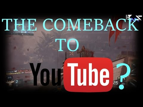The Comeback To YouTube?