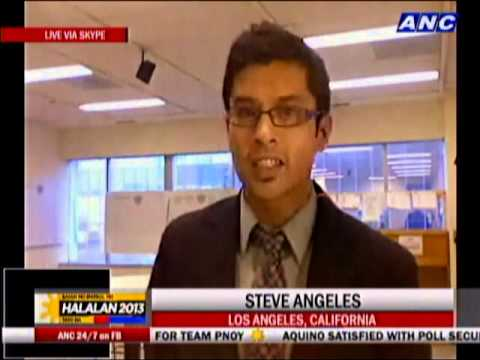 High absentee voting turnout recorded in Los Angeles