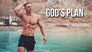 God's Plan ft. Drake   Workout Motivation 2018
