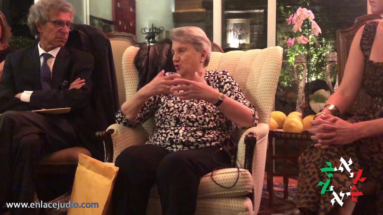 Zikaron BaSalon - El testimonio de la sobreviviente del Holocausto Liana Halphen