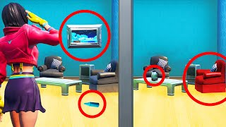 FIND The DIFFERENCE To WIN! (Fortnite Minigame)