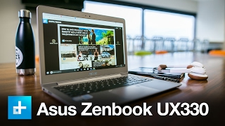 Asus Zenbook UX330 - Hands On Review