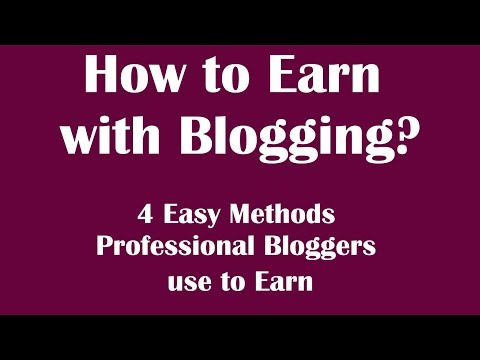 Blogging Tips for beginners in hindi How to Earn Money From Blogging in Hindi