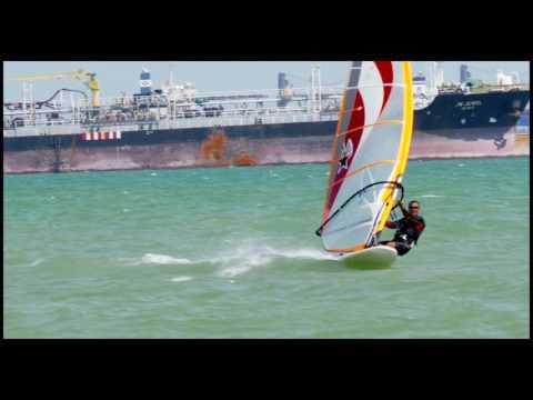 Windsurfing Singapore - 18 SEP 2016