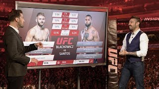 UFC Prague: Inside the Octagon - Blachowicz vs Santos