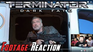 Terminator: Dark Fate Comic Con Footage Angry Reaction!