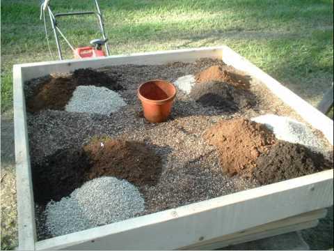 How to Garden in Rocky Sandy Soil