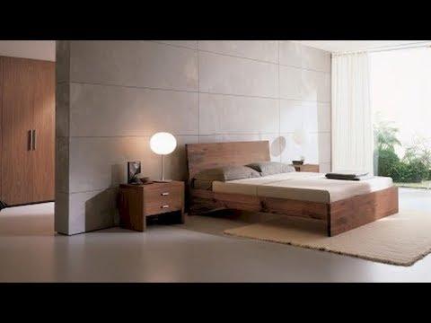 Modern Master Bedroom Decor Design Ideas