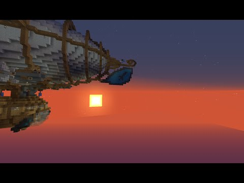 Build Showcase: Large Steampunk Airship