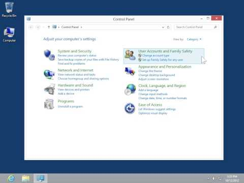 Windows 8.0 Professional - Install Simple TCP IP Services