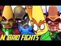 Download Evolution of Dr. N. Brio Battles in Crash Bandicoot Games (1996-2017) MP3,3GP,MP4